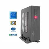 Computador Compusonic Mini (J1800 / 4Gb Ddr3 / 320Gb / 60W)