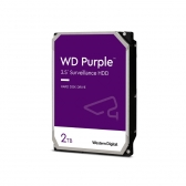 Hd Interno 2Tb Western Digital Purple Sataiii 64Mb Wd20Purz
