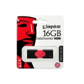 Pen Drive Kingston Datatraveler 106 Usb 3.1 16Gb - Dt106/16Gb